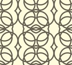 grey_circles fabric by holli_zollinger on Spoonflower - custom fabric