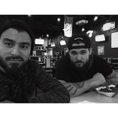 Isaiah Perez and Joey West. I love these two and their bromance, lol.