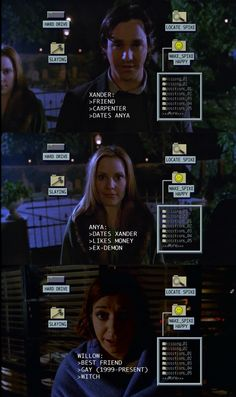 Anya, how is your money? Buffybot