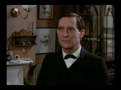 Jeremy Brett: the eternally magnificent/campy/manic and generally most canonical Holmes ever.