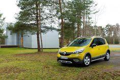 Foto Exteriores (5) Renault Scenic Suv Todocamino 2013