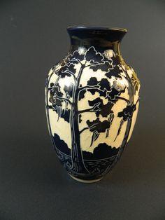 Cyress Vase. Ken Tracy Pottery.