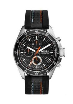 The Official Site for Fossil Watches, Handbags, Jewelry & Accessories Authentic Watches, Big Men Fashion, Men's Fashion, Stainless Steel Material, Fossil Watches, Watch Brands, Chronograph, Watches For Men, Jewelry Accessories