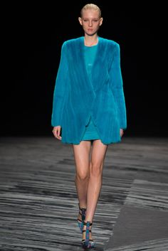 J. Mendel Spring Summer 2015 New York Fashion Week