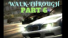 Need For Speed - Most Wanted (Crazy Driving And Beat The Cops) WALK-THRO...