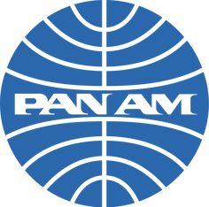 Pan American World Airways, commonly known as Pan Am, was the principal US international air carrier from the late 1920s until its collapse on December 4, 1991. Description from guessthelogo.blogspot.be. I searched for this on bing.com/images