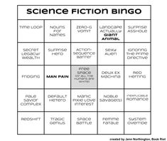 Story Tropes Bingo for (Almost) Every Genre | Book Riot