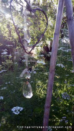 Finding Pretty Again: Gaga for Gardening - A Secret Garden