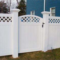 vinyl fencing - Google Search