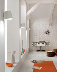 Amak Lámpara de pared de LUCENTE | Iluminación general