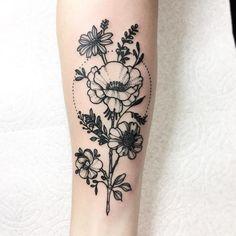 Tattoo by Nathaly Bonilla