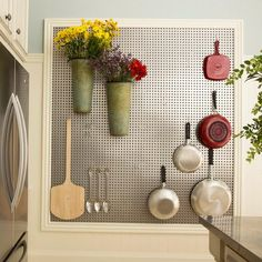 Creative, space-saving ideas for your kitchen storage help get organized and design the functional, stress-free, and ergonomic home