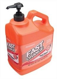 Fast Orange® pumice hand cleaner is a waterless, solvent-free, biodegradable hand cleaner that contains no harsh chemicals, minera. Cleaning Equipment, Tools And Equipment, Grease Remover, Pumice, Mineral Oil, Cleaning Solutions, Fasion, Biodegradable Products, Cleaning Supplies