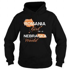 ROMANIA-NEBRASKA - #gift for friends #wedding gift. ROMANIA-NEBRASKA, shirt dress,shirt. GET =>...