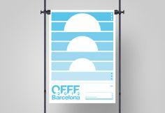 OFFF-Poster by Duane Dalton