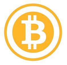 logo bit coin