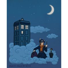"""10 Disney Heroines Chosen To Be """"Doctor Who"""" Companions ❤ liked on Polyvore featuring disney and doctor who"""