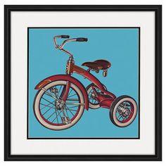 Bike II Print