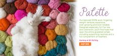 Knitting supplies - yarn, etc.