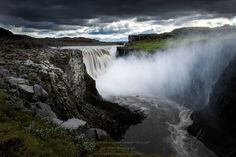 Mighty Dettifoss by Amarate Tansawet on 500px