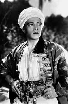 Rudolph Valentino (1895-1926)The son of a military vet, Valentino drifted from Italy to Hollywood, working as a dancer and gigolo. After specialising in oily villains, he found overnight stardom as the Argentinian hero of the first world war epic The Four Horsemen of the Apocalypse (1921). Featuring a famous tango, it's his best film.