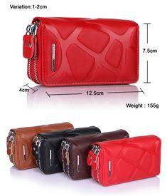 COWHERD 4 Colors Brand Multifunction Bag Women & Men Genuine Cow Leather  key holders Double Zipper Key Card Wallet Car Key Case , https://myalphastore.com/products/cowherd-4-colors-brand-multifunction-bag-women-men-genuine-cow-leather-key-holders-double-zipper-key-card-wallet-car-key-case/,