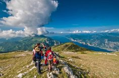 Trekking and excursions in Lake Garda with the mountain guides from Arco. Trekking, Nature, Travel, Climbing, Italia, Naturaleza, Viajes, Destinations, Traveling