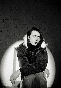 brett anderson from suede. still my animal nitrate who looked more girly in the nineties than i do now