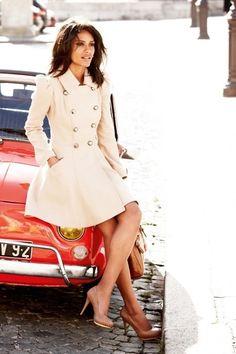 6. Pea Coat