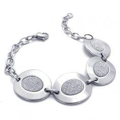 8.3 inch Women's Titanium Bracelet 20748