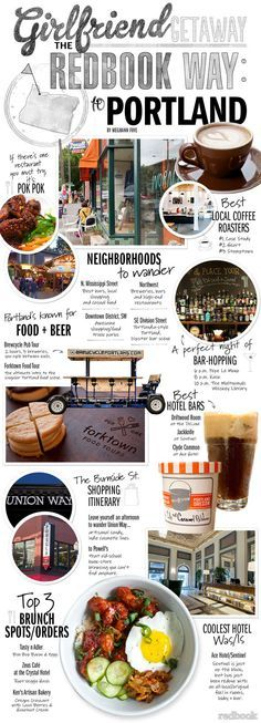 Portland, Oregon Travel Guide - What To Do in Portland - Redbook
