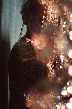 Tilda Swinton photographed by Wing Shya