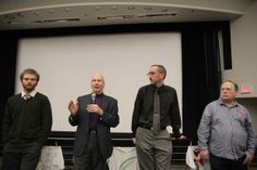 """""""Screening discusses stigma of being a male sexual assault survivor"""" By JACK TURMAN Published November 21, 2013"""