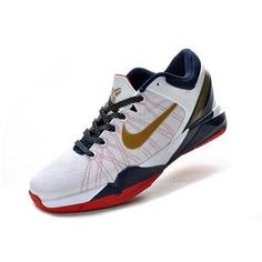 http://www.asneakers4u.com/ Nike Zoom Kobe VII Limited Edition Olympic Gold Medal Shoes