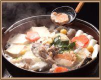 料理:元祖あんこう鍋:茨城郷土料理:水戸 山翠