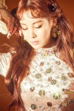 SNSD SeoHyun unveiled her stunning teaser photos for 'Don't Say No'