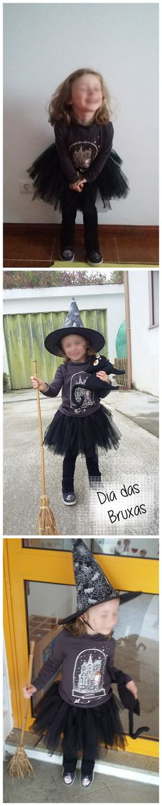 Dia das Bruxas! Ahahah  E eu sou uma bruxinha  Outubro 2015