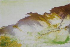 Litografia a cores sobre papel, 1980 Fayga Ostrower (1920 - 2001)