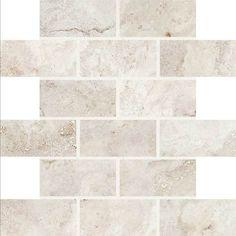 Product Image Daltile Esta Villa mosaic garden white - kitchen backsplash?