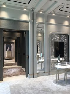 Nirav Modi - Macau MGM by Atelier Marika Chaumet #niravmodi #ateliermarikachaumet #inspiration #architecture #archilover #style #art #interiorarchitect #interiorarchitecture #paris #design #retail #store #interior #luxurystore #highjewellery #macaumgm