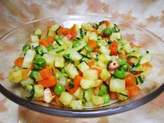 Smokeys Sellerie-Erbsen-Salat (Rezept mit Bild) von smokey1 | Chefkoch.de