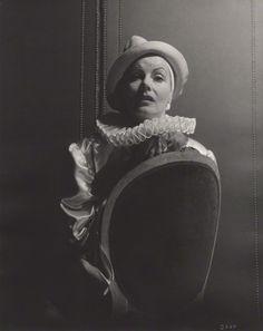 Greta Garbo by Cecil Beaton, 1946 © Cecil Beaton Studio Archive, Sotheby's London