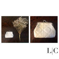 Microclutch all white