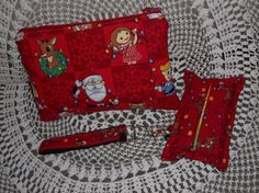 Rudolph the Red Nosed Reindeer Christmas purse by Gingerbread123, $13.95