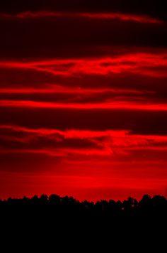Sunset - The midnight sun is goneby Anders Hanssen