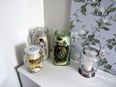 Vihervaara: Tiput purkissa Green Gables, Mason Jars, Mason Jar, Glass Jars, Jars