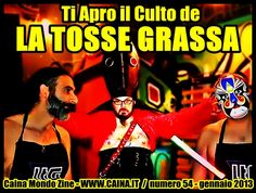 Ti Apro il Culto de LA TOSSE GRASSA (Ostia 2012) | Caina