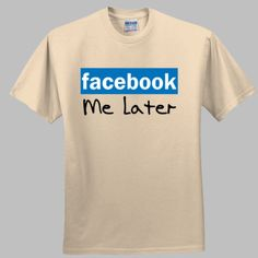 We print high quality custom and funny t-shirts, hoodies and other great products. Create your own with our t-shirt designer. Latest T Shirt, Simple Shirts, My Face Book, Funny Tshirts, Shirt Designs, Hoodies, Facebook, Game, Tees