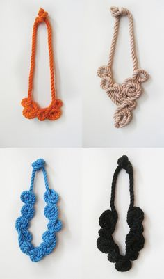 rope necklaces