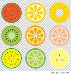 Clay Magnets, Fruit Icons, Fruit Birthday, Fruits Images, Fruit Illustration, Summer Painting, Fruit Print, Pop Up Shops, Kitchen Wall Art